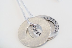"""The """"Inner Strength"""" Necklace"""
